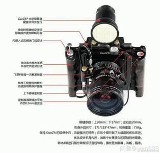 果汁 GUOZH FY-2015移轴技术相机