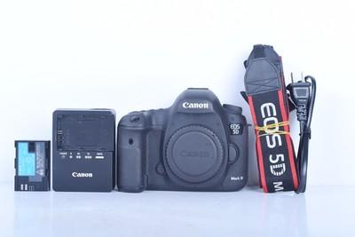 97新二手 Canon佳能 5D3 单机 高端单反 无敌三(B1533)【京】