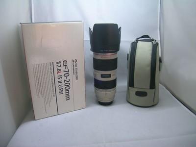 出售 93新 佳能 70-200mm f/2.8L IS II USM 包装齐全 请看图片