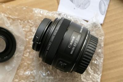 佳能 EF 35mm f/2.8 IS STM  35/2.8 IS 新款微距镜头