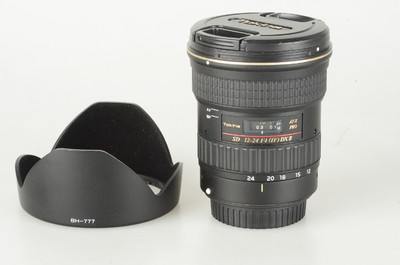 98新 图丽 AT-X 12-24mm PRO DX II(AT-X 124 PRO DX Ⅱ)佳能口