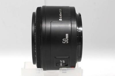 【标准定焦镜头】佳能 EF 50mm f/1.8 II(NO:3836)