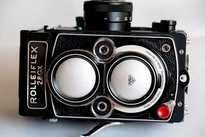 禄来双反相机镜头盖 2.8F 2.8C 2.8E 2.8FX GX 禄莱Bay-3卡口大全