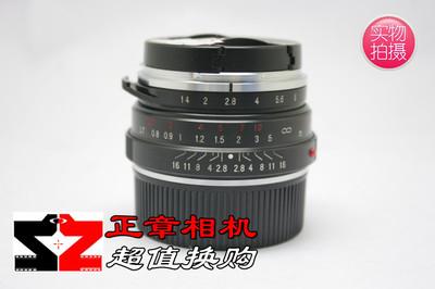 福伦达 Nokton Classic 35mm f/1.4  (MC版) VM徕卡口 95新