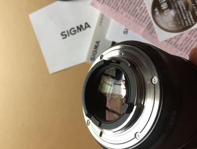 自用适马 35mm f/1.4 DG HSM(A)佳能口 S35 适马35 ART