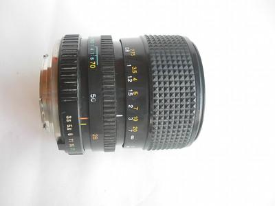 美能达28--70mmf3.5-4.8镜头,MD卡口,可配各种相机
