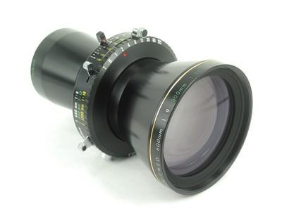 ◆ 8X10 大画幅 终极长焦 Nikon 尼康 T-ED 800 极上美品 ◆