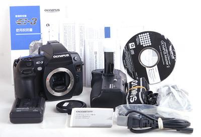 Olympus/奥林巴斯 E-3 1000W像素数码单反 带竖拍手柄 #jp18228