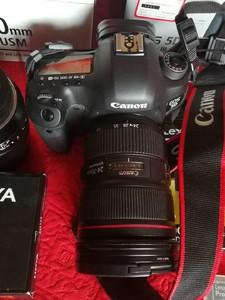 佳能 EF 24-70mm f/2.8L II USM和5D3