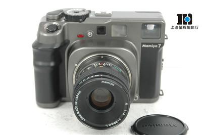 Mamiya玛米亚 7+80/4L 标准定焦套机 中画幅专业胶片 旁轴相机