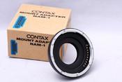 康泰时645 Contax Mount 转接环 NAM-1 645镜头转N1 NX系列相机