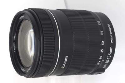 【标准变焦镜头】佳能 EF-S 18-135/3.5-5.6 IS(NO:2968)