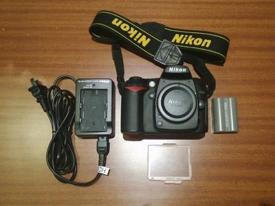 出售闲置尼康D90 经典机型