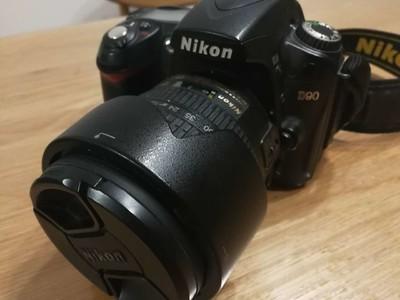 尼康 D90/50mm 1.5d/18-70mm F3.5-4.5 打包 微信:18586900203