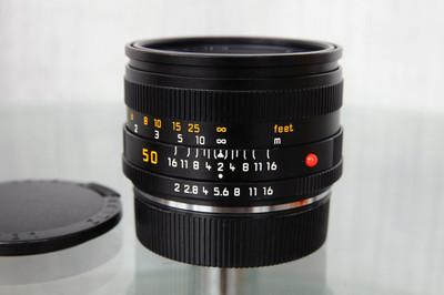 Leica SUMMICRON R 50 2 方字版 ROM 德产 37号段