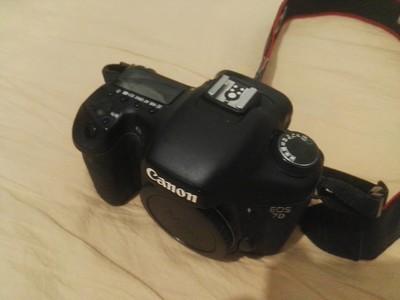 8成新佳能7D数码相机