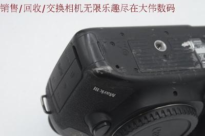 新到85成新 佳能5D Mark III 可交换器材 编号8378