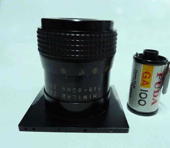 一个彩扩机用的48-80MM变焦镜头60包国通快递!