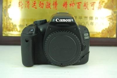 佳能 550D 数码单反相机 1800万像素 高清摄像 入门练手