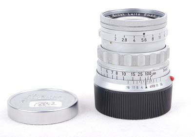 徕卡 Summicron-M 50/2 RIGID银色版#jp18852