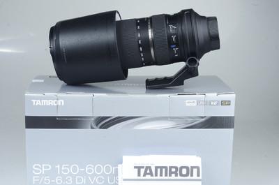 95新 腾龙 SP 150-600mm f/5-6.3 Di VC USD(A011)