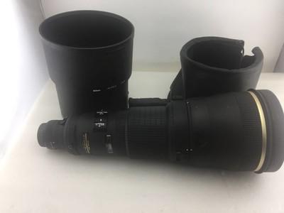 尼康 AF-S 600mm f/4D