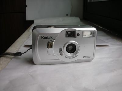 很新柯达EC200定焦镜头自动相机,收藏使用