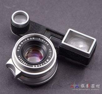 旁轴 LEICA 徕卡 M口 35/2 35mm F2 八枚玉 德产 眼镜版