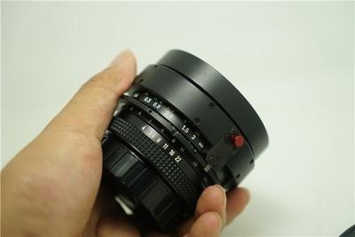 稀罕 禄莱 rollei metric 18 4 18mm F4 HFT 德产 工业版本