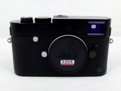包装齐全的徕卡 M-P(Typ 240)黑色