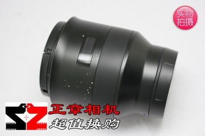 卡尔.蔡司 BATIS 85mm f/1.8 85/1.8 带盒 人像大光圈