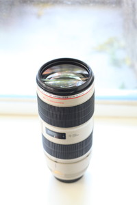 佳能 EF 70-200mm f/2.8L IS II USM
