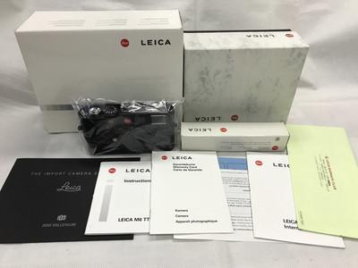 99新徕卡Leica M6 TTL 0.85 ICS亮漆限量版046/200 旁轴相机