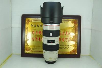 千亿国际娱乐官网首页 70-200 F2.8L IS 小白防抖 单反镜头 红圈恒圈长焦 可置换