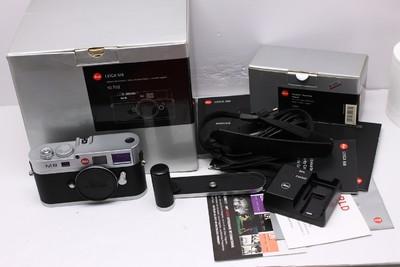 徕卡M8 徕卡 M8 LEICA 徕卡m8 带原厂手柄 99新 包装齐全