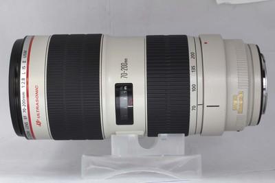 【全画幅远摄变焦镜头】佳能EF70-200/2.8L IS IIUSM(NO:7029)