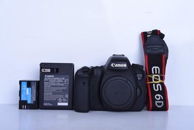 95新二手Canon佳能 6D 单机 高端单反相机(B3330)【京】