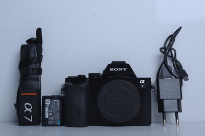 95新二手 Sony索尼 A7 ILCE-7 单机 微单相机(B3738)【京】