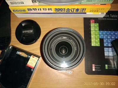 上海出 尼康 AF-S Nikkor 24-85mm f/3.5-4.5G ED VR