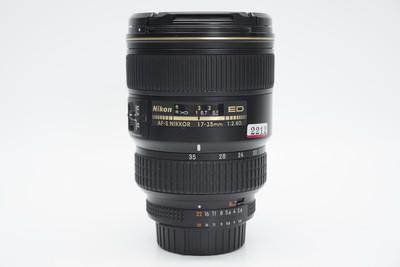 95新尼康 17-35mm f/2.8D IF-ED(金广角) 17-35