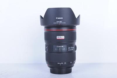 95新二手Canon佳能 24-70/2.8 L II USM二代镜头(B0829)【京】
