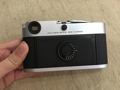 徕卡 Leica mp0.72 黑银现货!今年4月份产,498字头