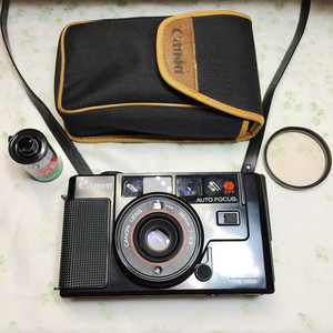 Canon/佳能AF35M 红圈38mm F2.8镜头135胶卷自动对焦