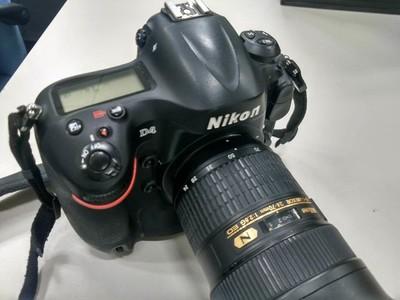 尼康 D4  98成新