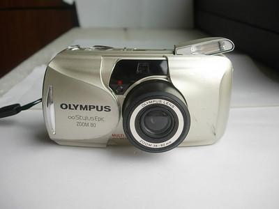 较新奥林巴斯u2-80相机,u2姐妹机,使用更方便。此型号为欧洲版