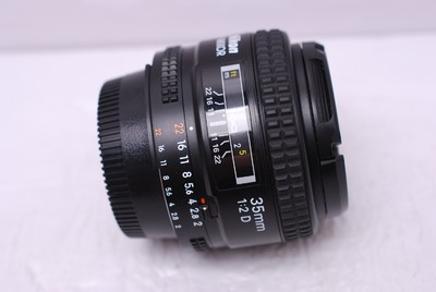 尼康 AF 35/2 35 mm F2 D 尼康35/2D 尼康 35/2 D 尼康35/2