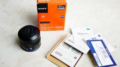 索尼 Sonnar T* FE 35mm F2.8 ZA(SEL35F28Z)