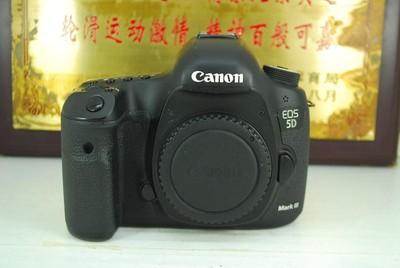 佳能 5D3 5D Mark III 全画幅 数码单反相机 专业机型 可置换