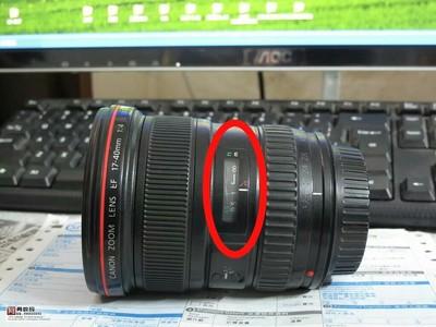 佳能 EF 17-40mm f/4L  价2380
