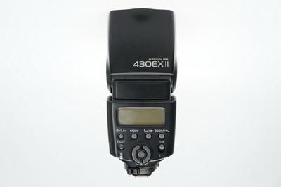 90新佳能 430EX II 430闪光灯